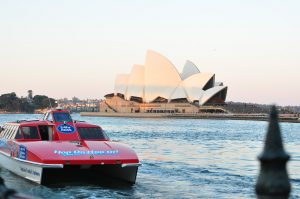 Ferry is another mode of transportation in Sydney that can take you to Manly beach, Watson's bay, and more